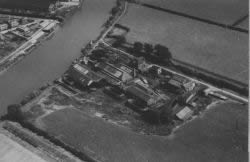 Aerial View of the Shipyard