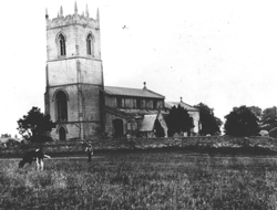 All St Church c1900