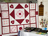 quilting and jewellery