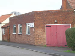 Whartons joiners shop 2007
