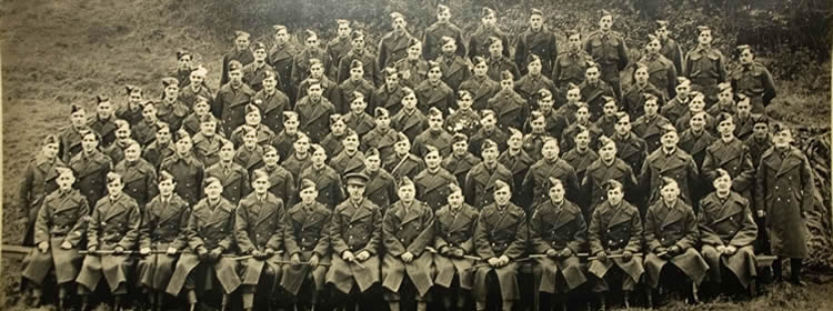 Home Guard Nos 1-4 Platoons