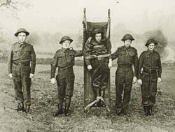 Home Guard Stretcher Section