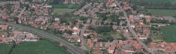 Aerial View of Beckingham