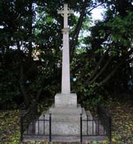 Parish War Memorial