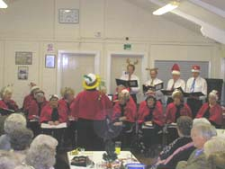 Trentside Singers and The Four Fivers