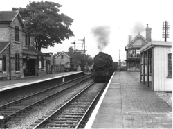 Beckingham Railway Station