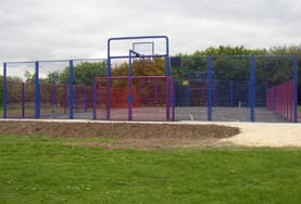 New Multi Use Games Area 2010