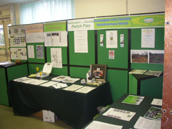 Parish Council Display