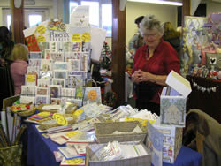 Greeting cards and paper...