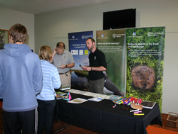 Environment Agency/RSPB stand