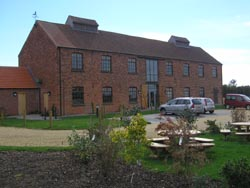 Willow Works and car park